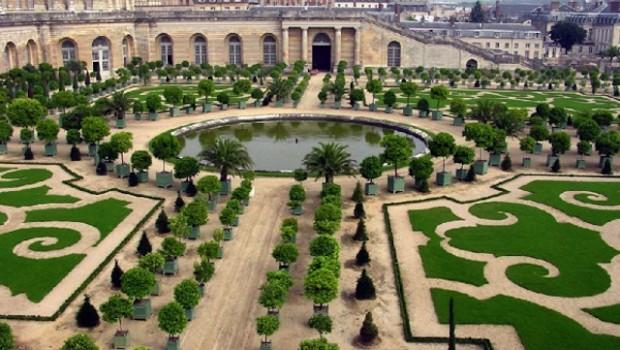 Il giardino francese come creare e decorare - Come decorare il giardino ...
