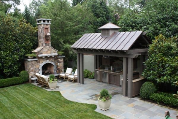 La cucina in giardino consigli e come realizzare guida - Cucina in giardino ...
