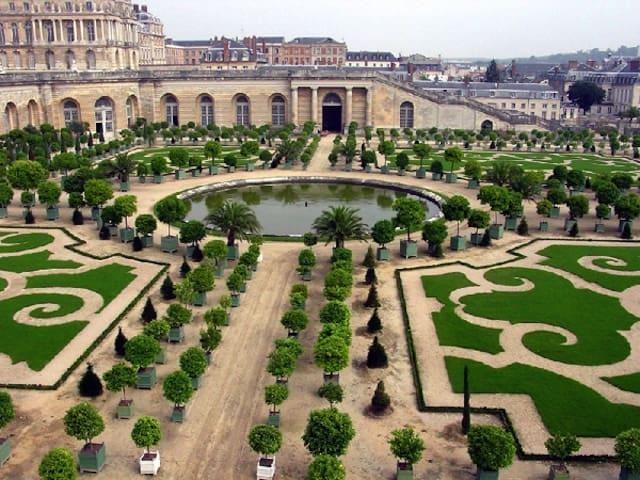Il giardino francese: come creare e decorare