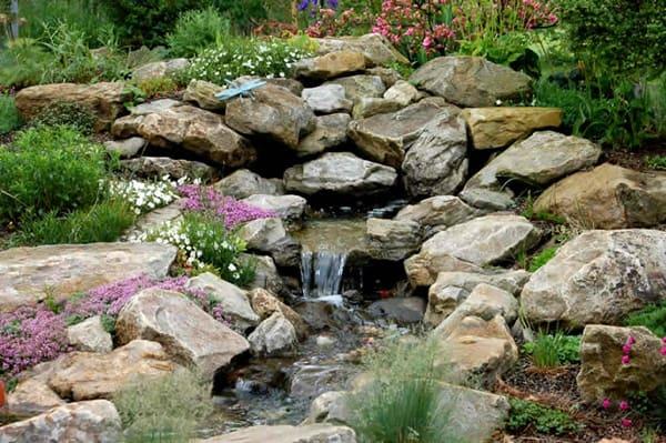 Come costruire un giardino in pietre