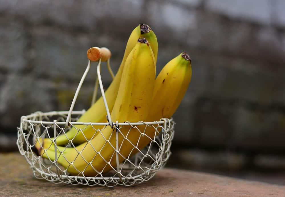 Fertilizzante naturale: le bucce di banana