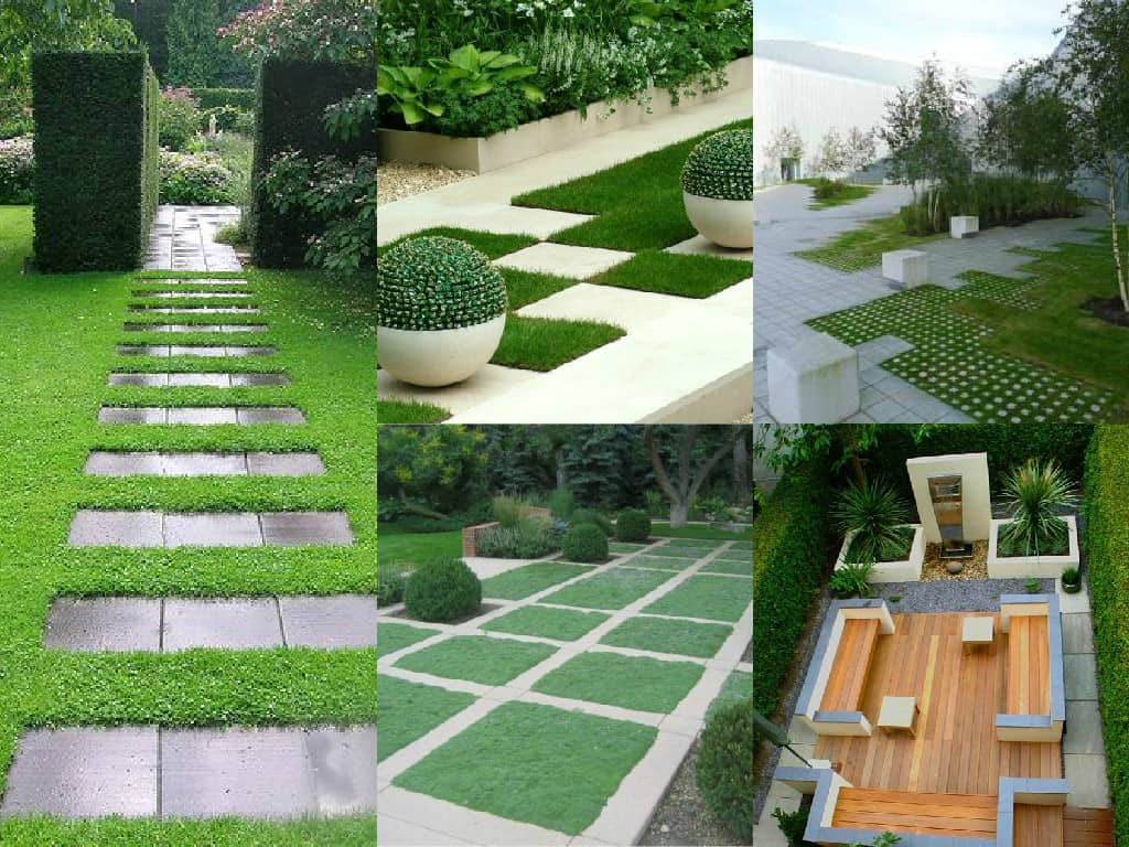 Come creare un giardino geometrico