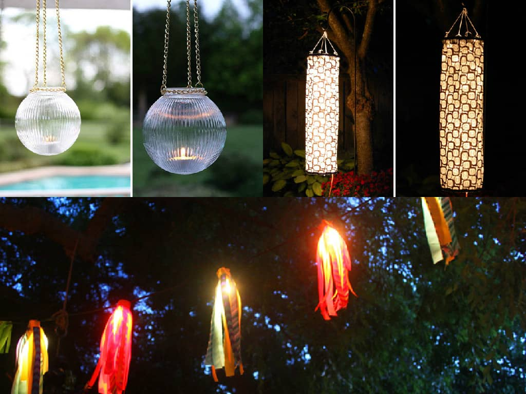 Idee Per Illuminare Un Giardino 10 idee fai da te per illuminare il giardino - guida giardino