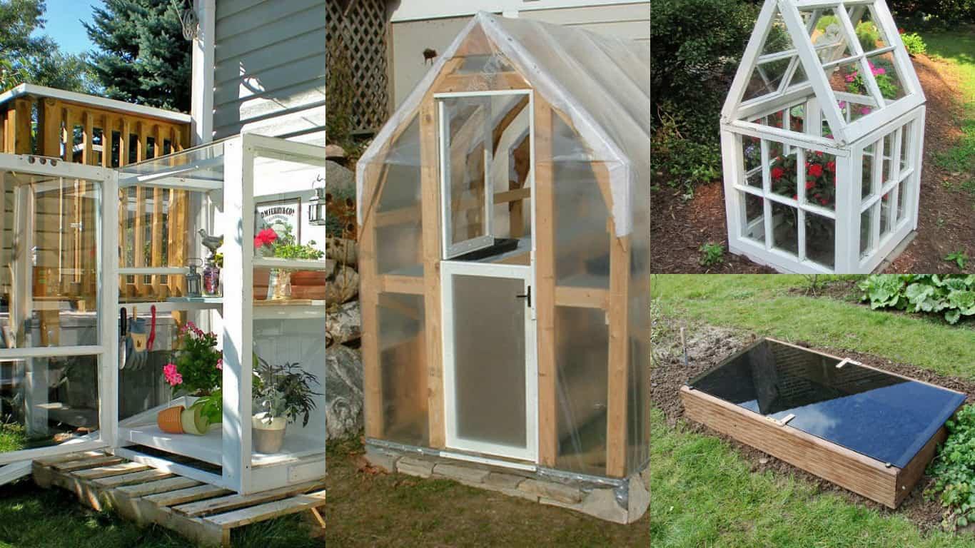 Costruire Una Mini Serra Riscaldata 9 serre fai da te per coltivare anche in inverno - guida