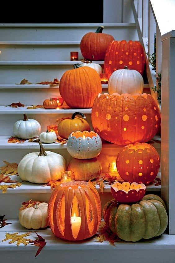 Halloween: come intagliare la zucca perfetta
