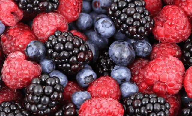 Frutti rossi per combattere il freddo