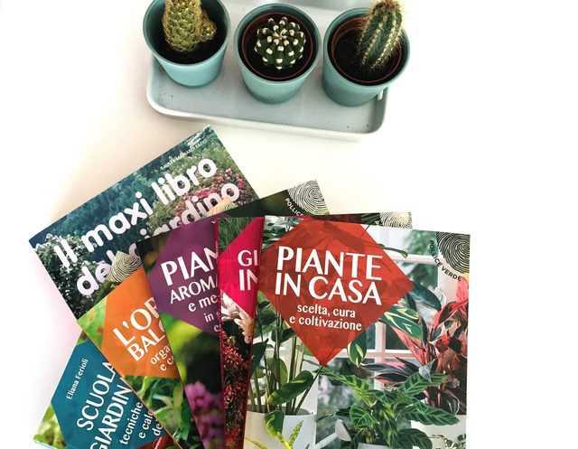 6 libri utili per orto e giardinaggio